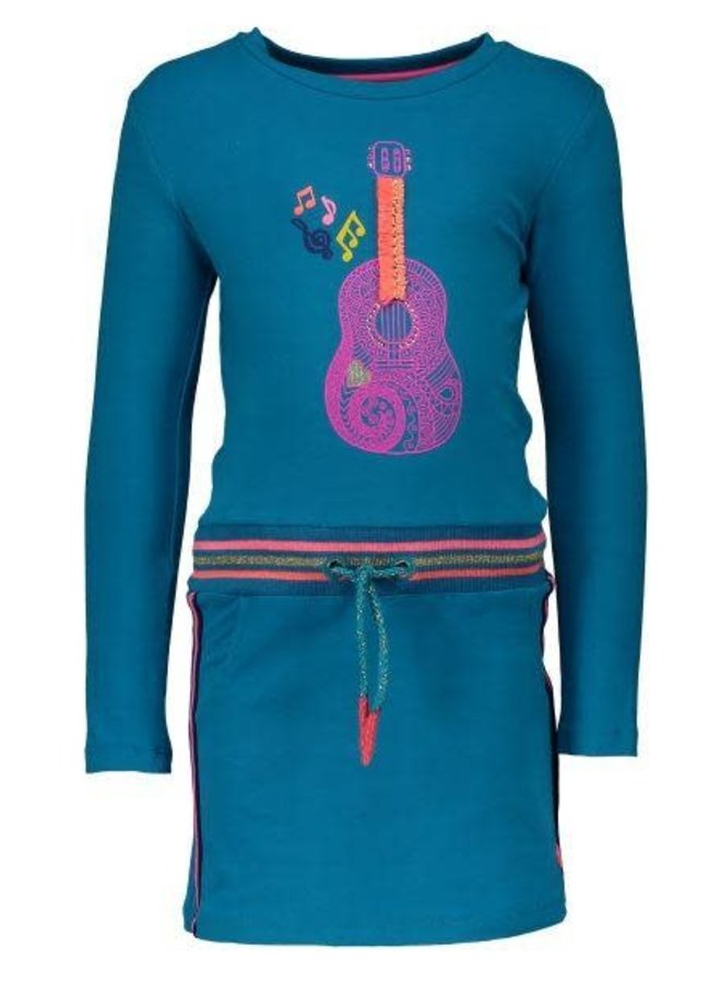 Dress Guitar Sea Blue