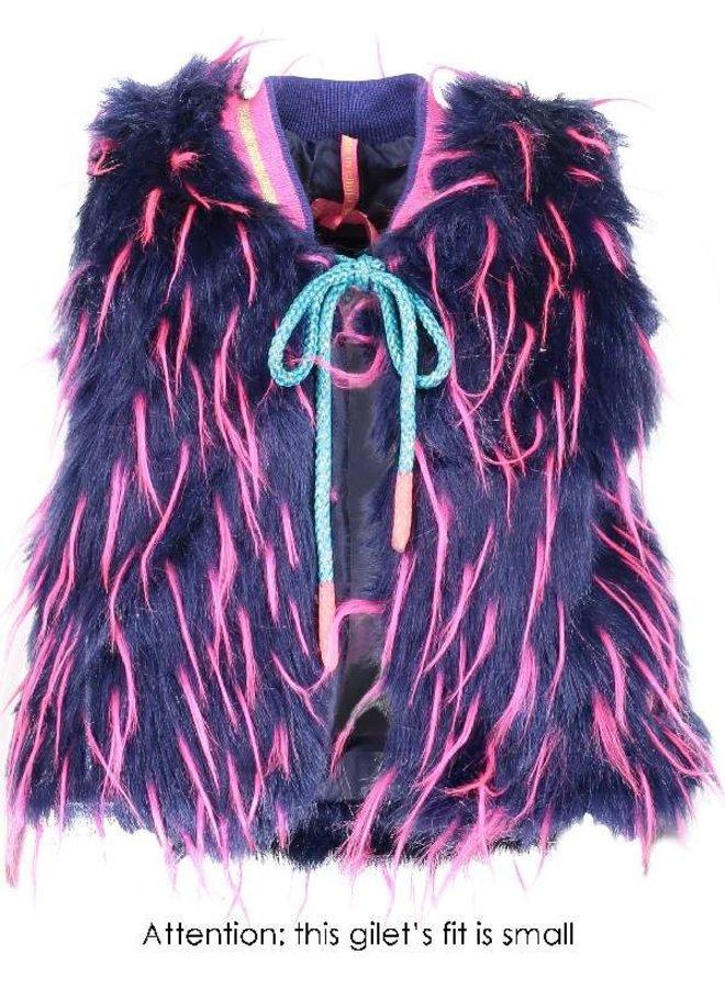 Gilet Fake Fur