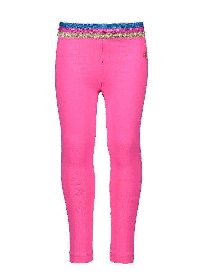 Legging Plain Neon Pink