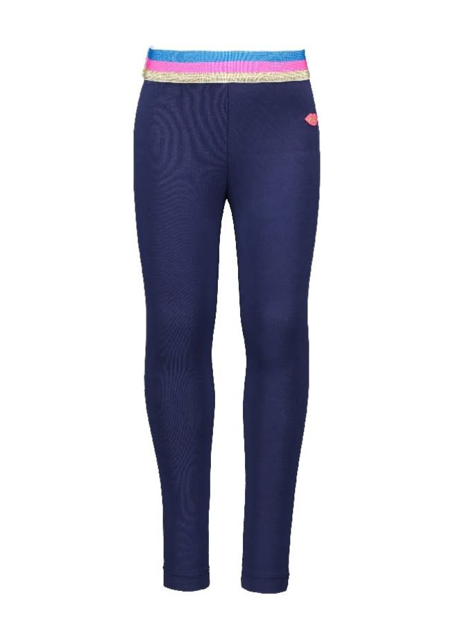Legging Plain Dark blue