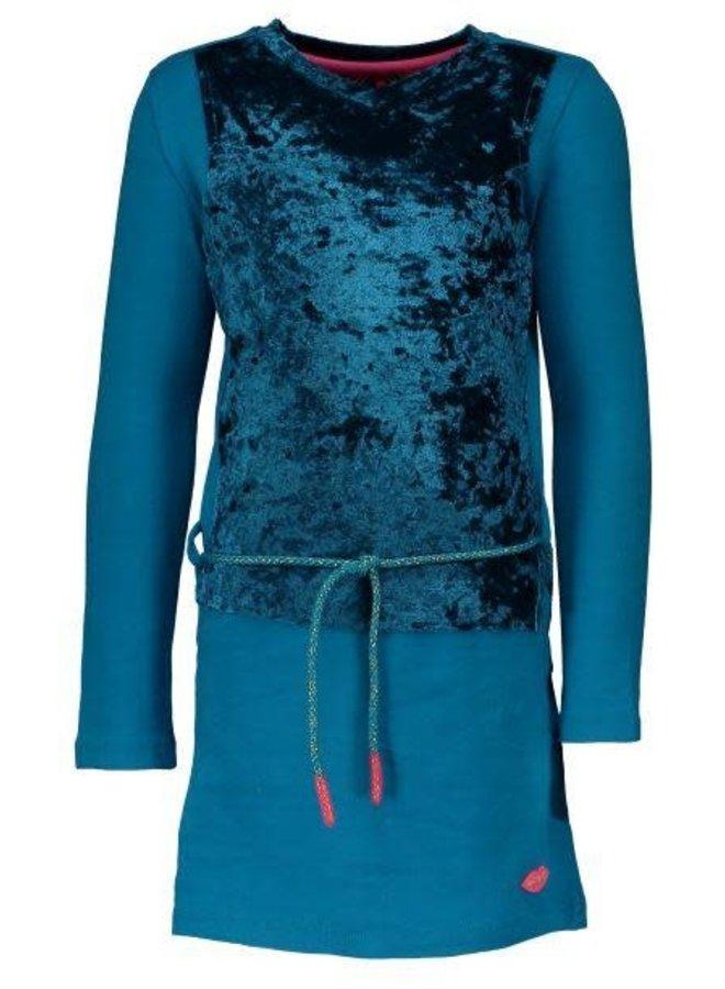 Dress Sea Blue
