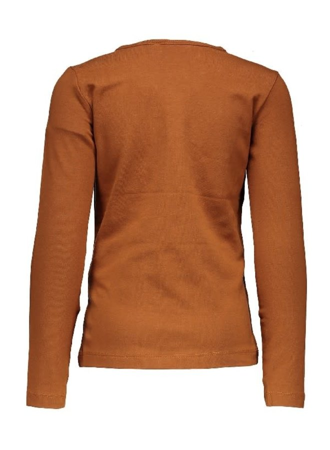 KusC Shirt Cinnamon