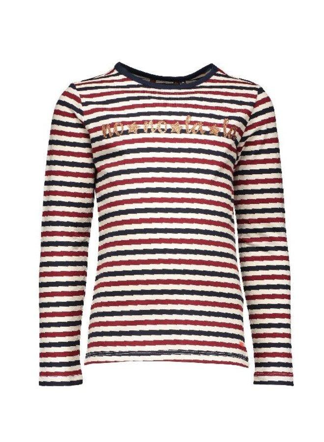 Kusy Shirt fancy Striped