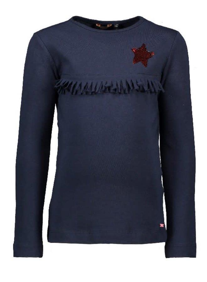KusE Shirt  Navy Blazer