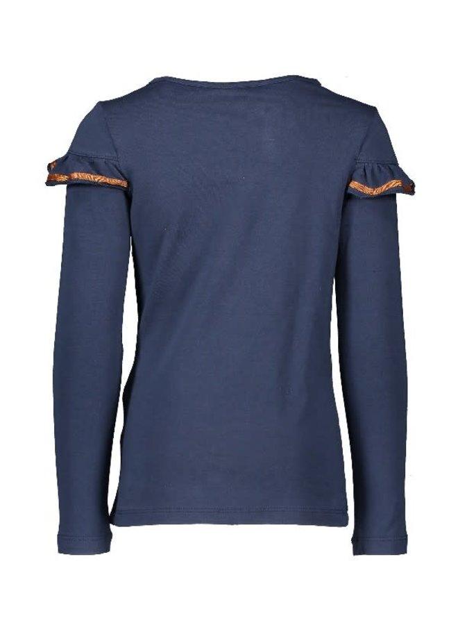 Kwist Twistabel Shirt Navy Blazer