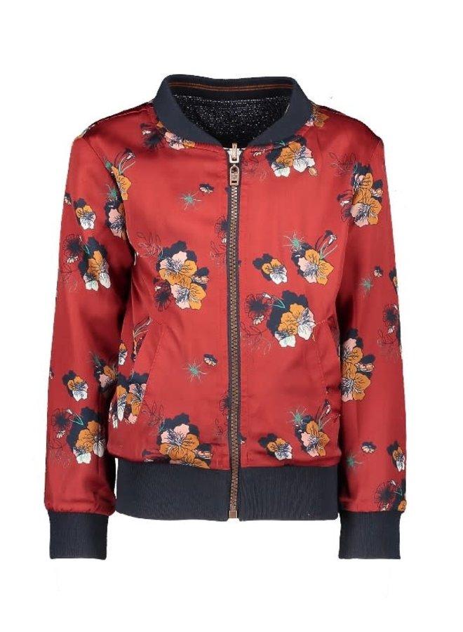 Donna Reversible Jasje Warm Red