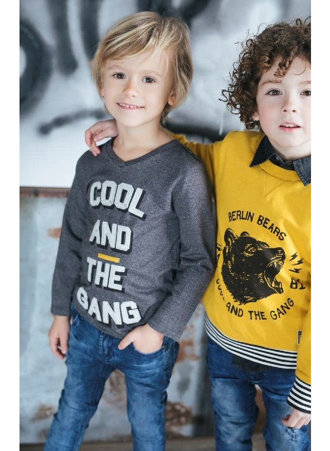 Brotherhood Shirt Cool and the Gang Black