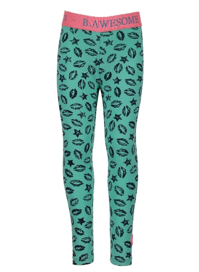 Legging Sea Alover Print