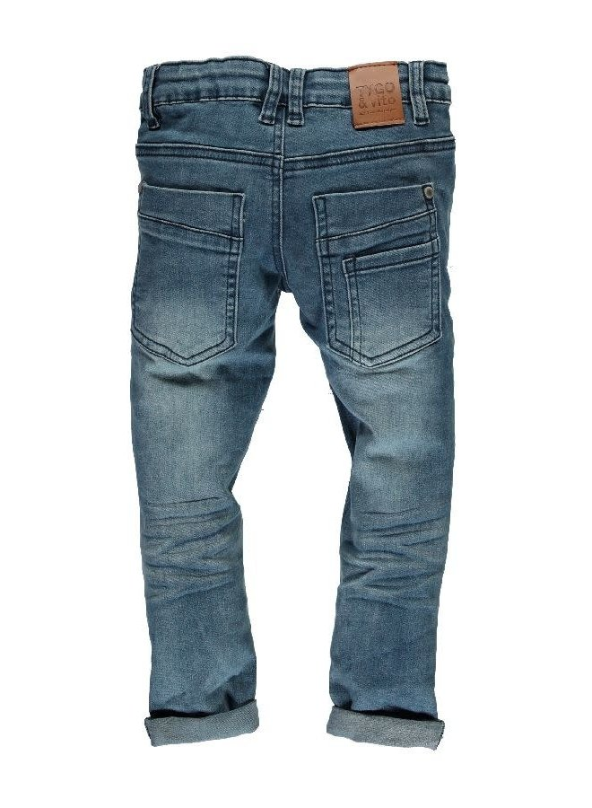Jeans Skinny  Kneepatches