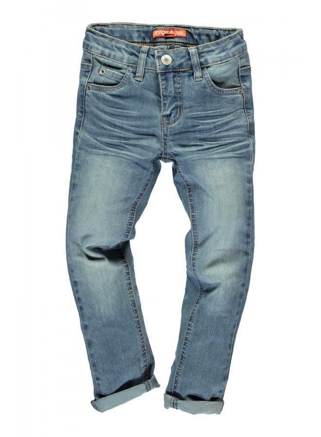 Jeans Slim fit strech Jeans Blue