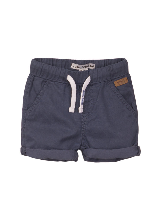 Jeans Short Faded Blue