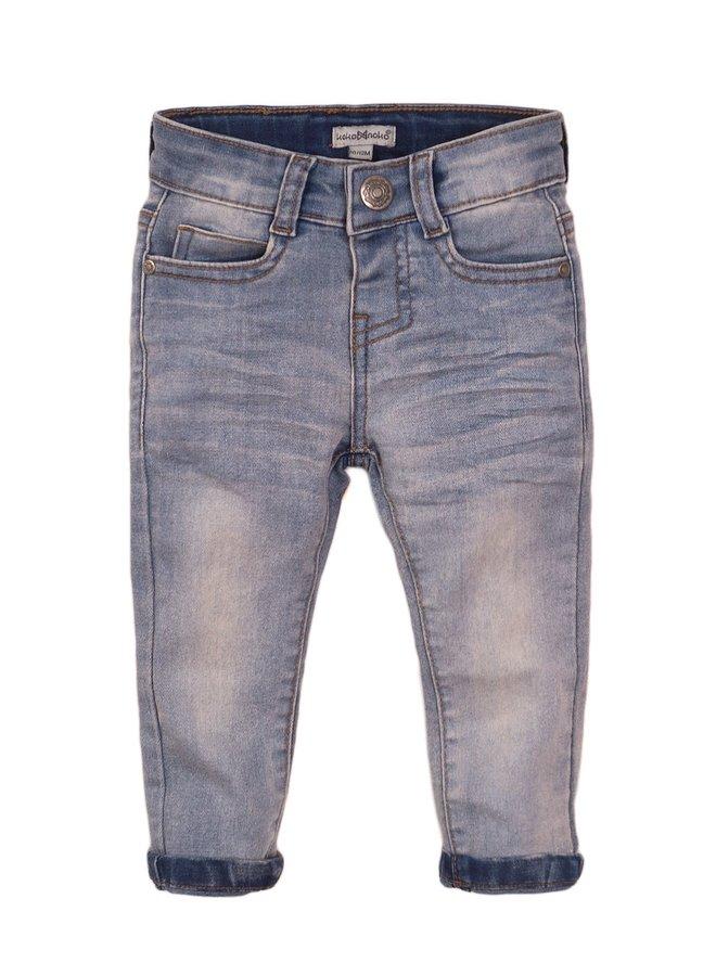 Jeans Blue Broek