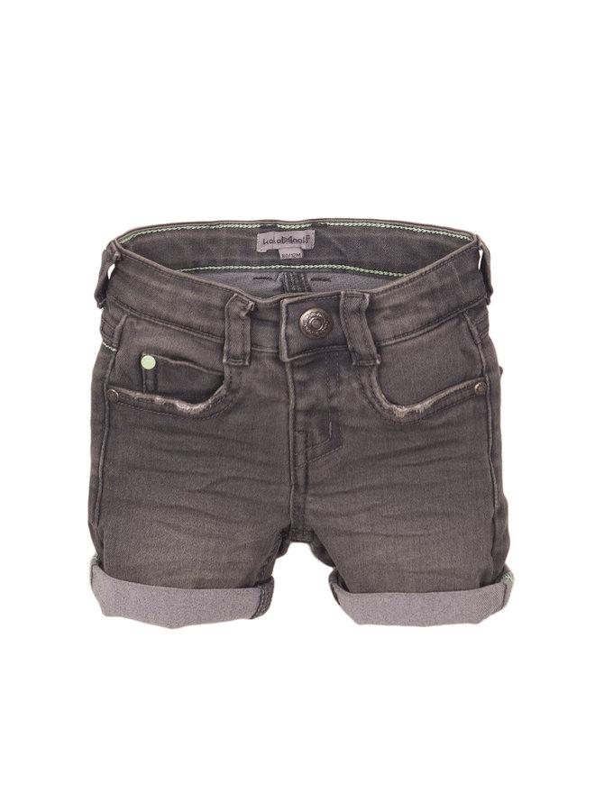 Jeans Short  Grey Jeans