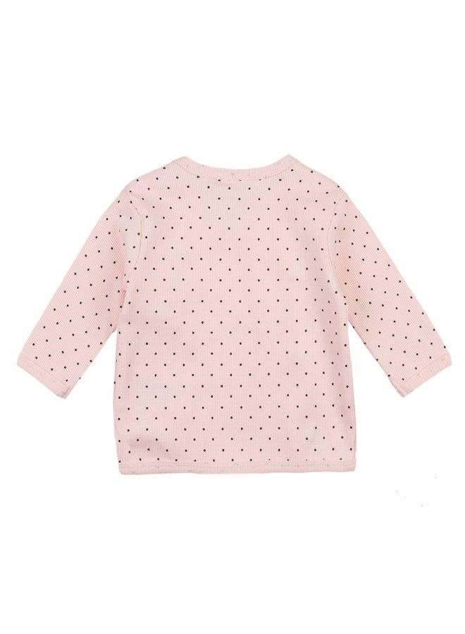 Dots Omslagshirtje Roze