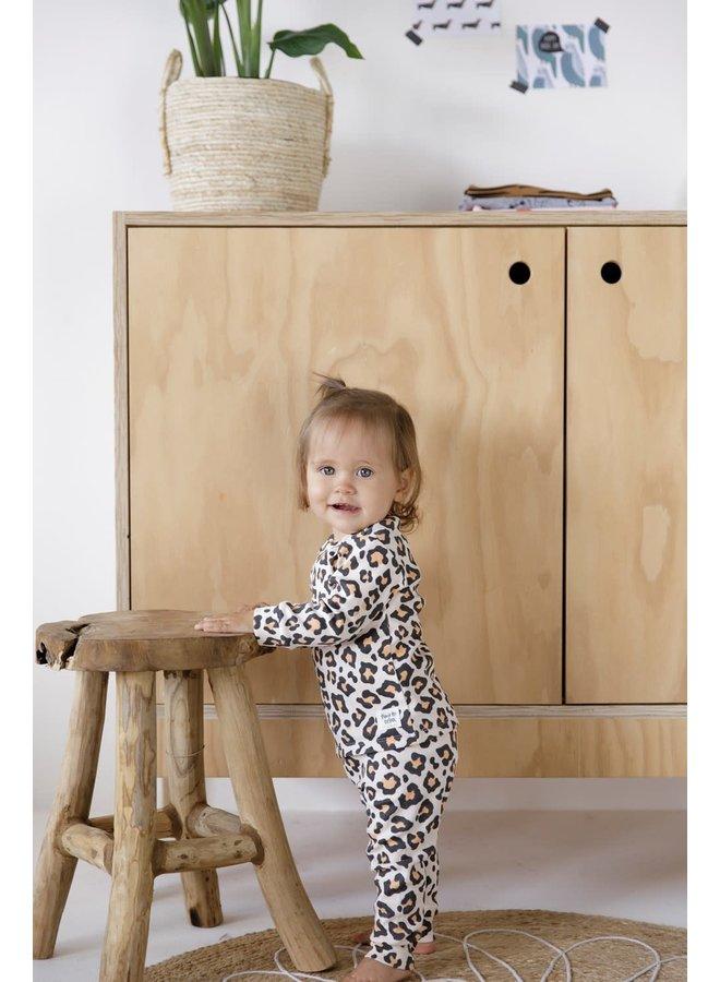Pyjama Leopard Lou Perzik