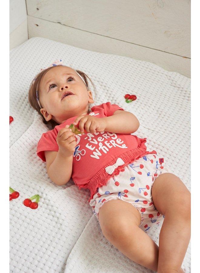 Cherry Sweetness Slipje Roze