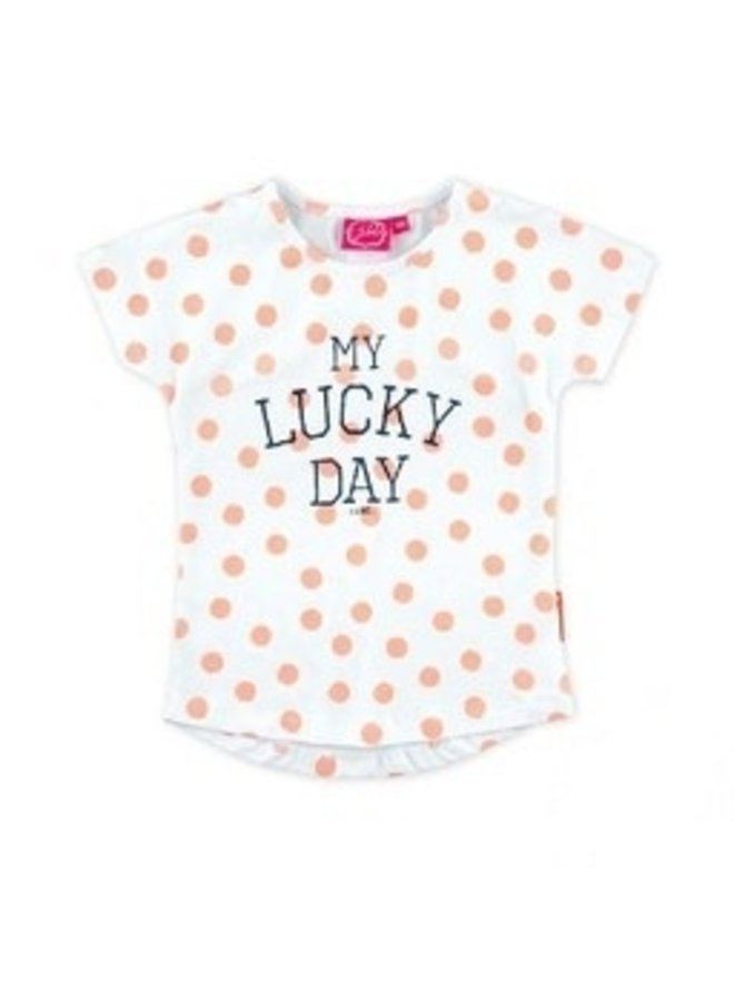 Easy Shirt My Lucky Day Wit