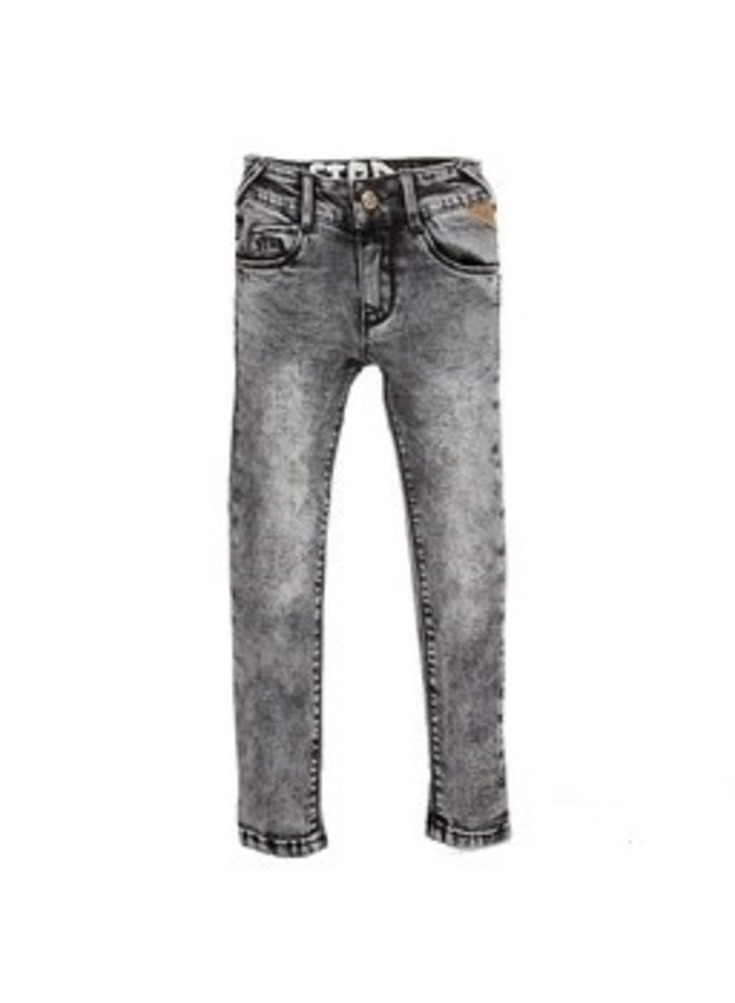 Jeans Broek Grey Slim Fit