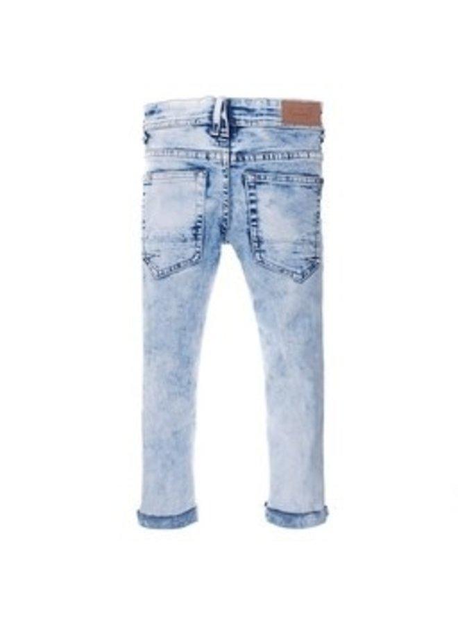 Jeans Light Blue Slim Fit Denim