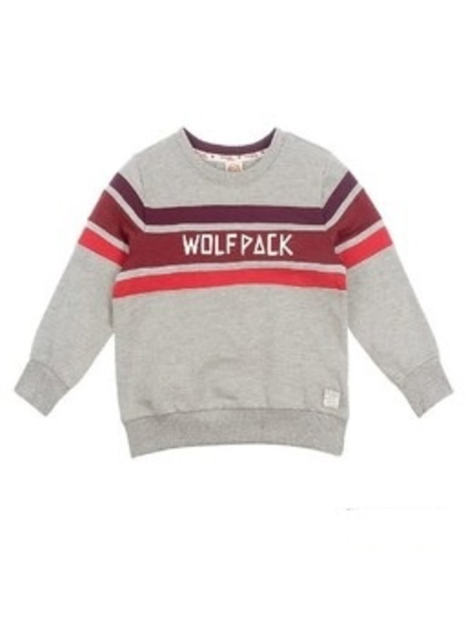 Good Fellows Sweater Wolfpack