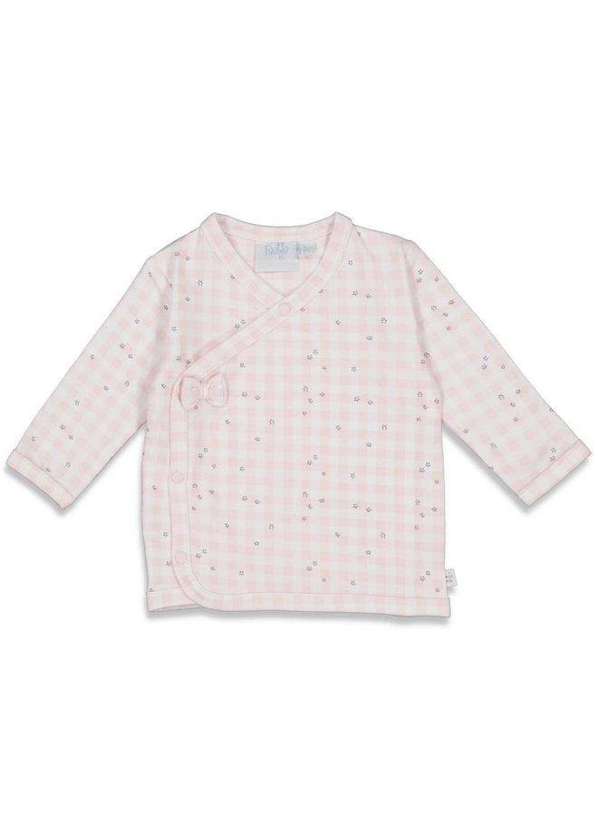 Daydreaming Overslagshirt Roze