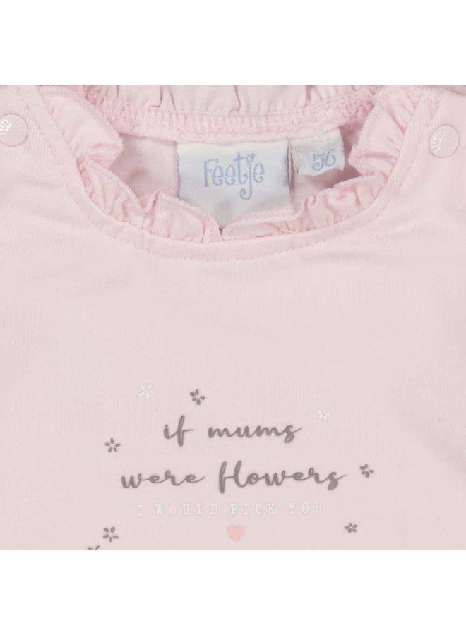 Daydreaming Longsleeve If Mums Roze