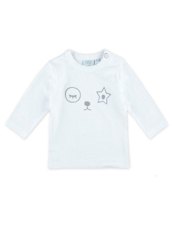 Hello I'm New Here Shirt Wit