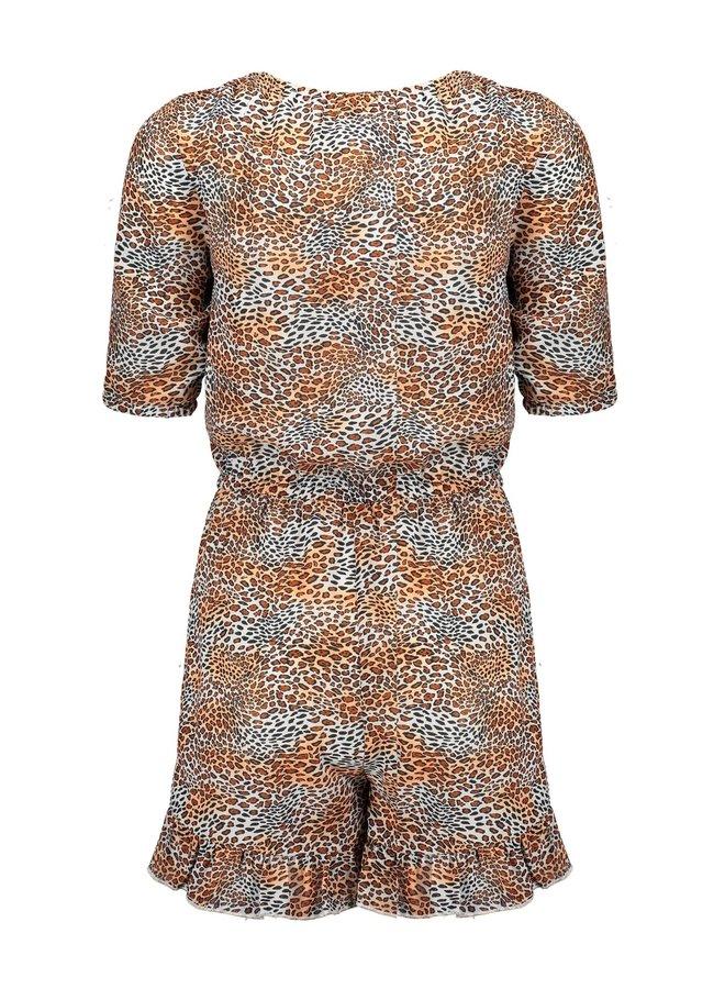 Jumpsuit Leopard Ginger