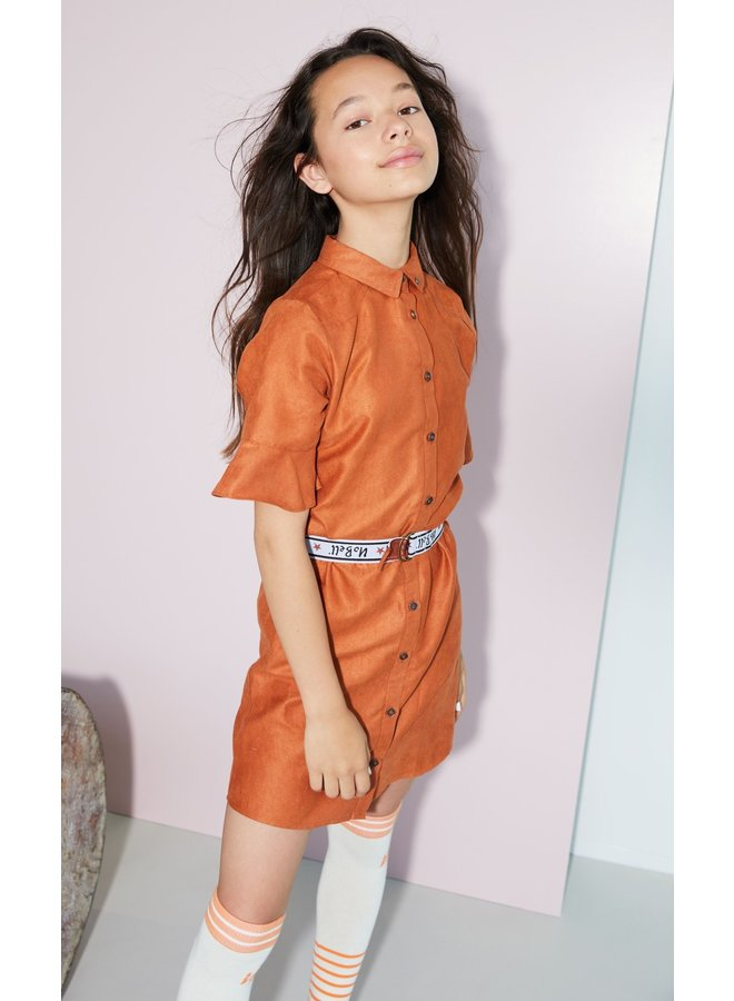 Blouse Masa Suede Look Ginger