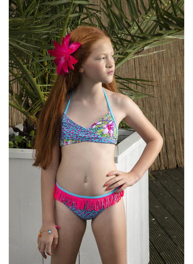 Bikini Wrap Tropical