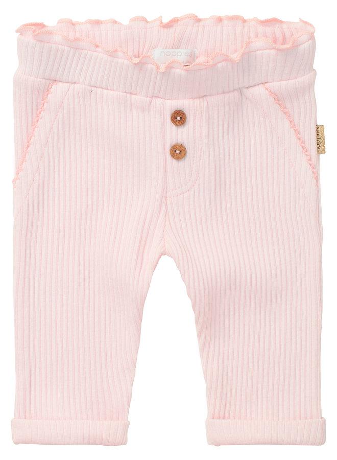 Broek Slim Fit Mascouche Primrose Pink