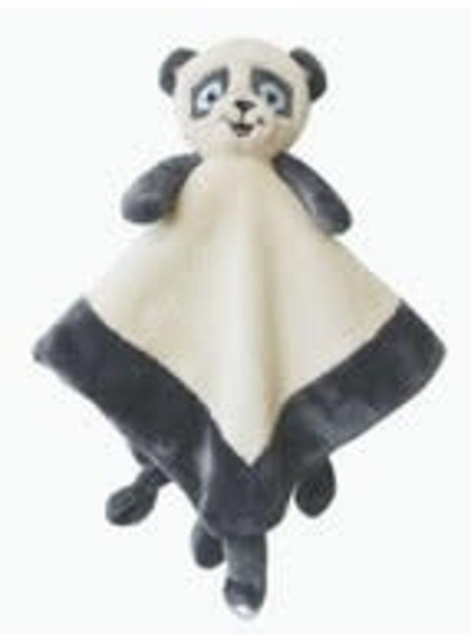 Knuffeldoek Panda