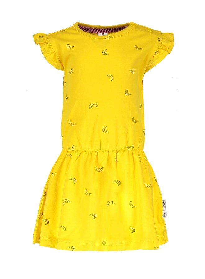 Jurkje Cheer Banana Yellow
