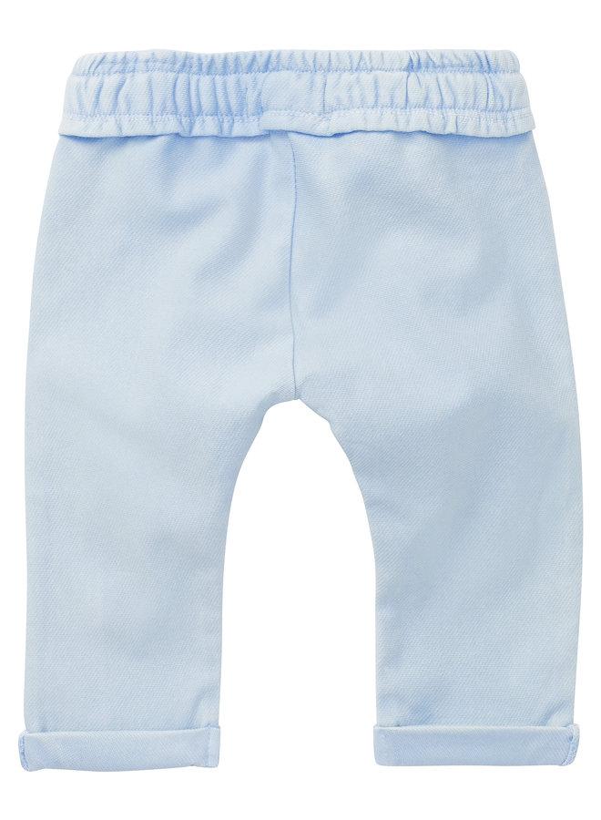Broek Slim Fit Mesnil Light Blue Wash