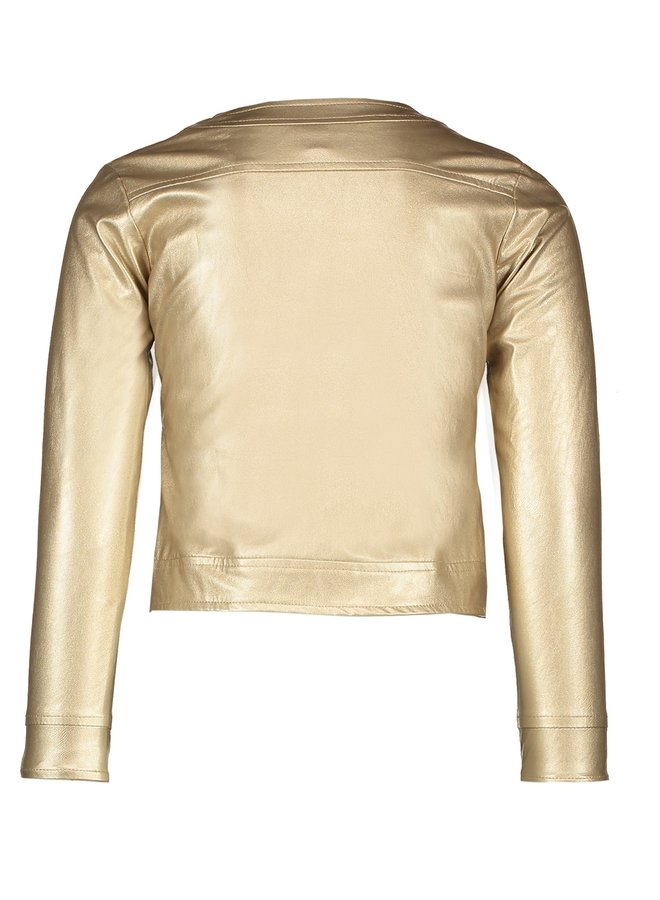 Jas Fields in Gold