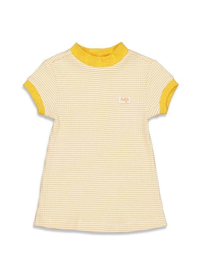 Nachthemd Okergeel
