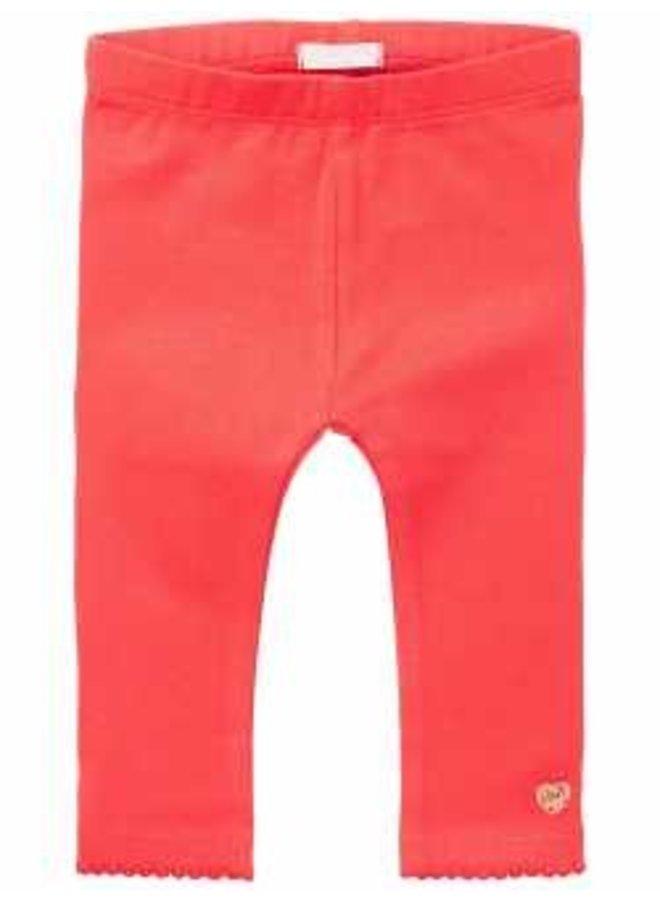 Legging Claiborne Rouge Red