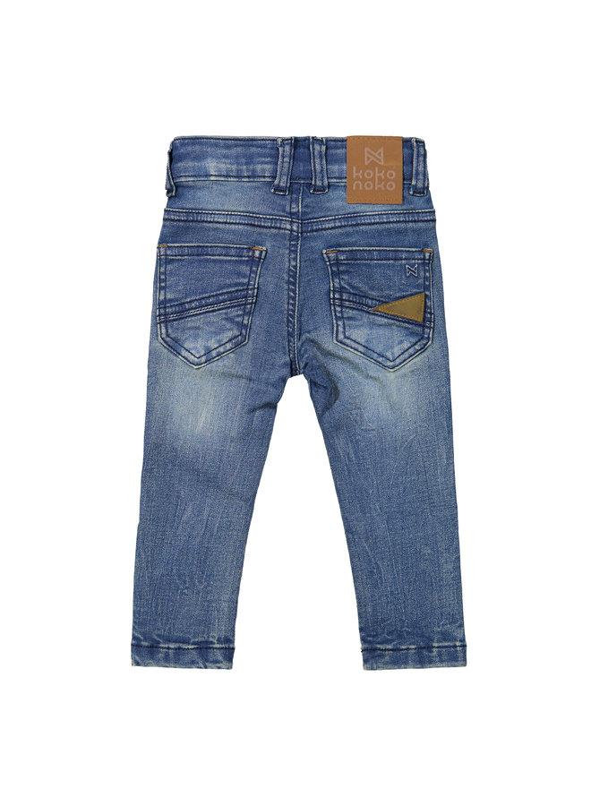 Jeans Blue Demin