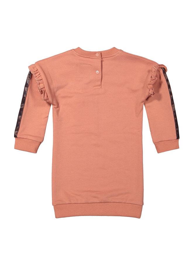 Jurk Dusty Pink