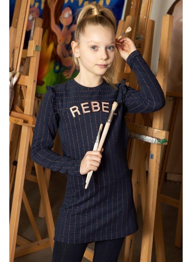 Jurk Rebel Navy