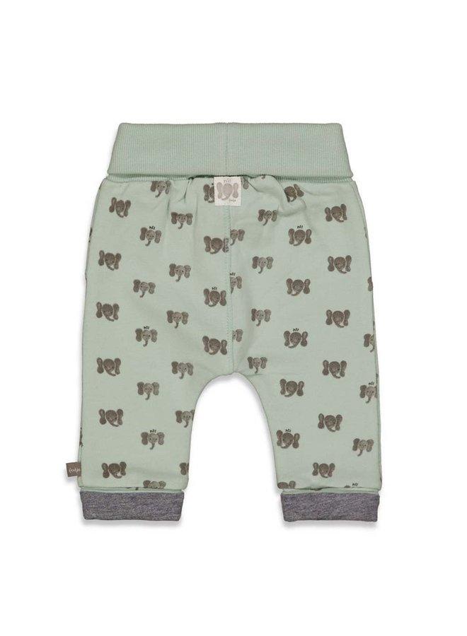 Hi Elephant Broek Printje Mint