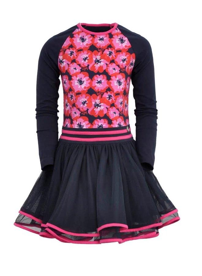 Dancing Dress Sara Navy