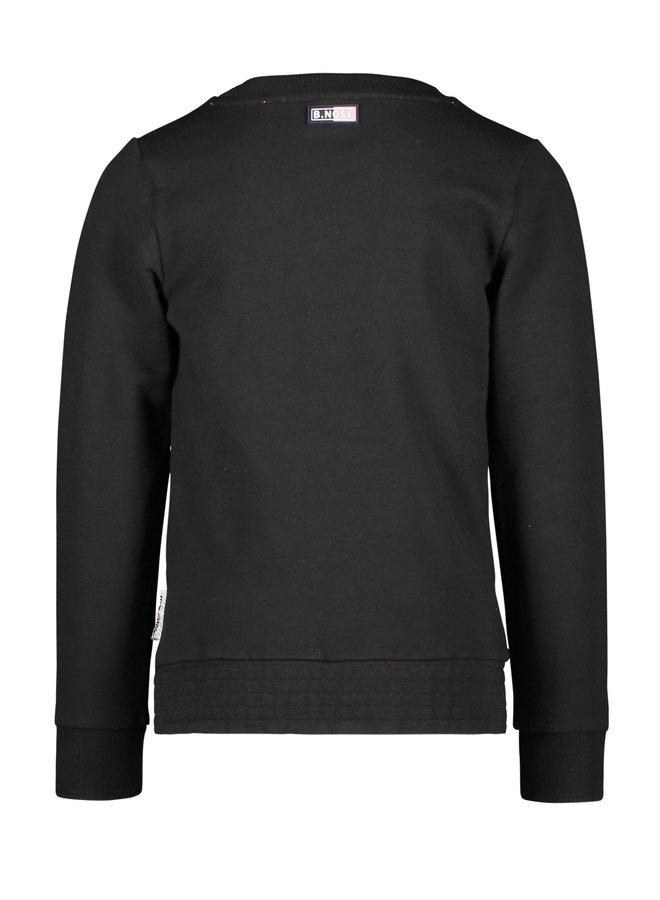 Sweater BETTER Black