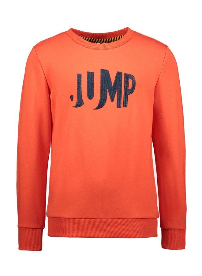 Sweater Poppi Red