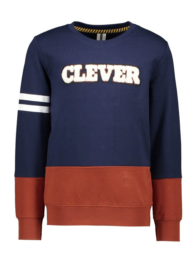 Sweater CLEVER Space Blue