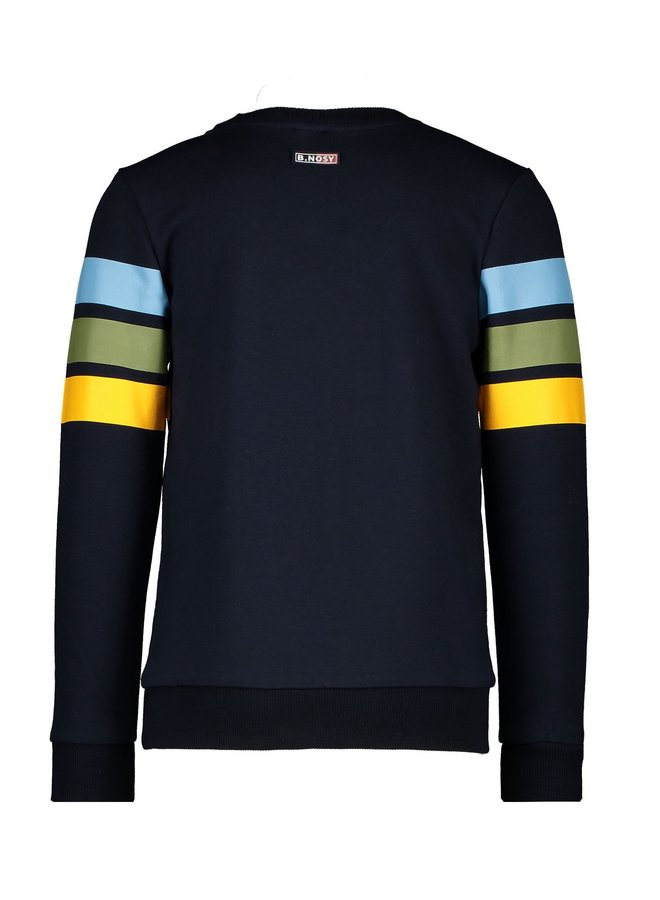 Sweater met Strepen
