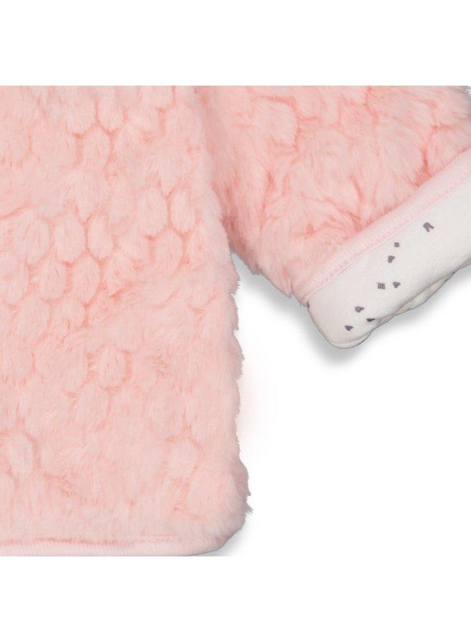 Cutest Thing Ever Omkeerbaar Jasje Roze