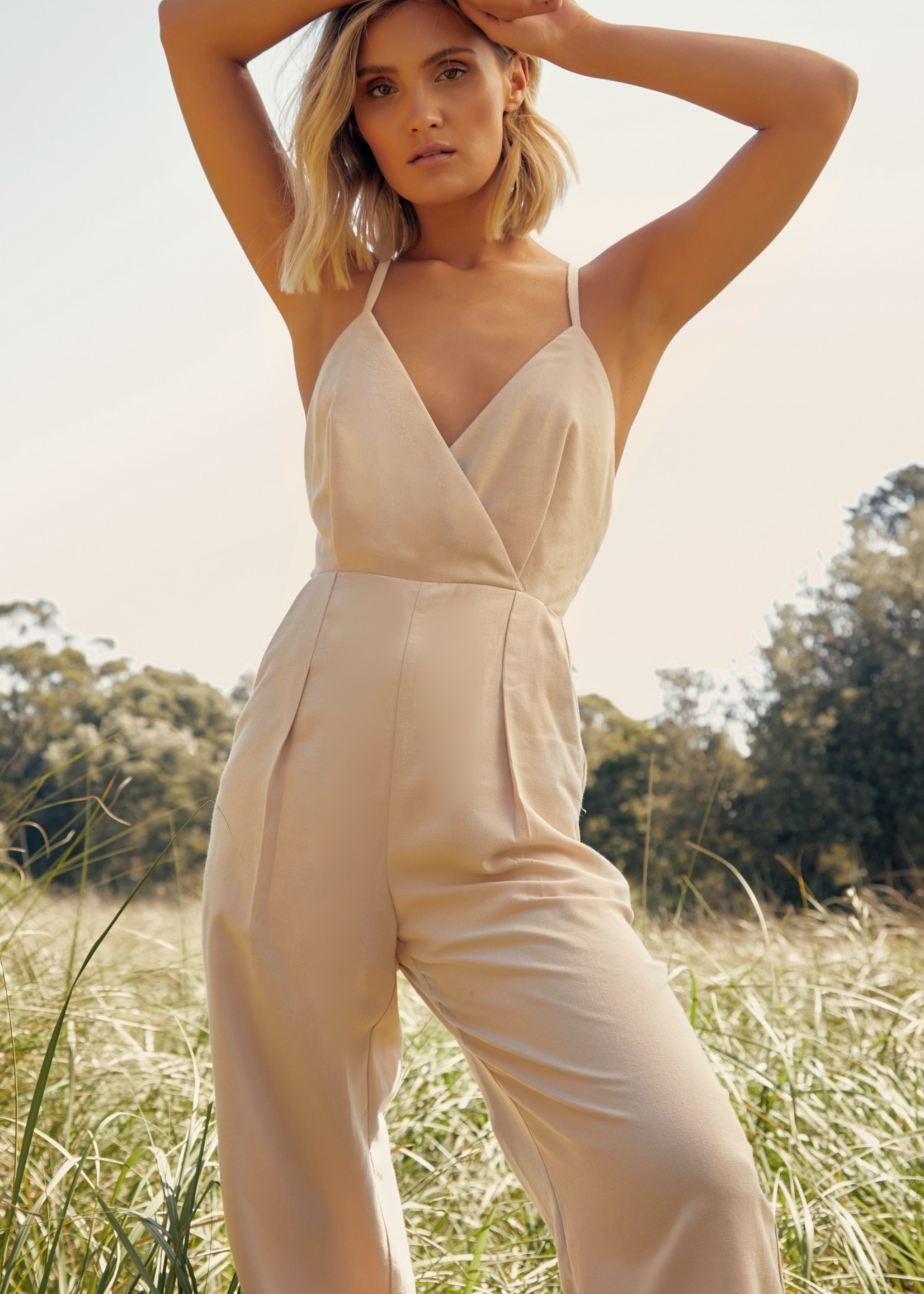 Runaway The Label Kerry Jumpsuit