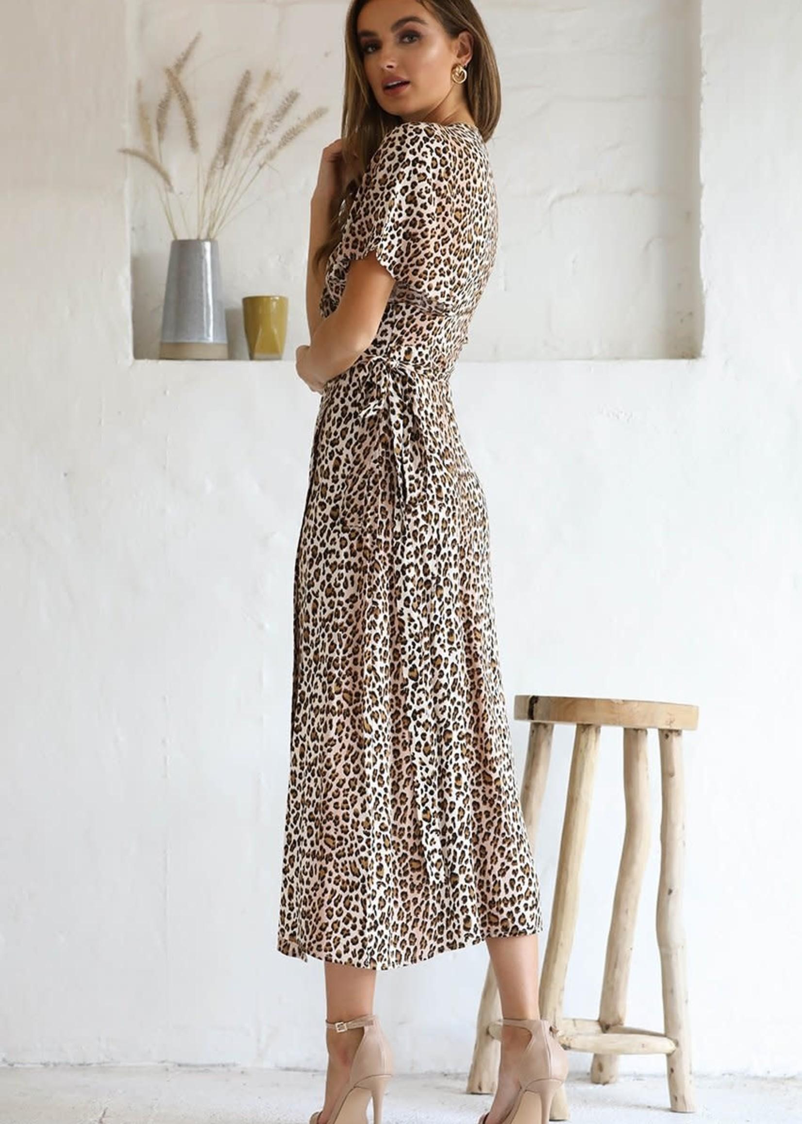 Billie maxi dress