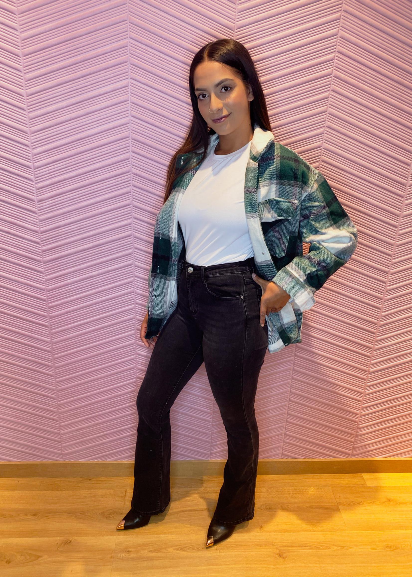 Zwart Flair Jeans